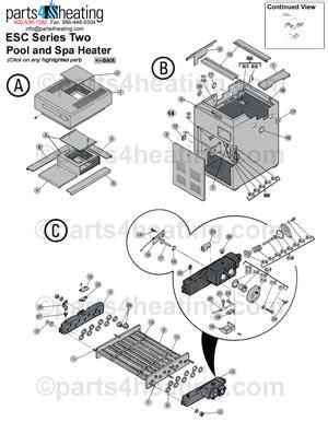 Water Furnace Parts Distributors Motor Replacement