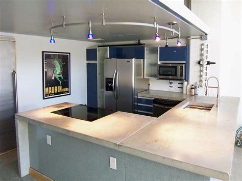 Concrete Kitchen Countertop Options  Hgtv