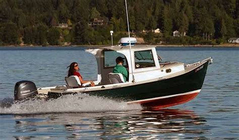 Sam Devlin Boat Building by Rugged Boats Of The Pacific Northwest Boatus Magazine