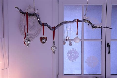 Zum Aufhängen Selber Machen by Diy Weihnachtliche Fensterdeko