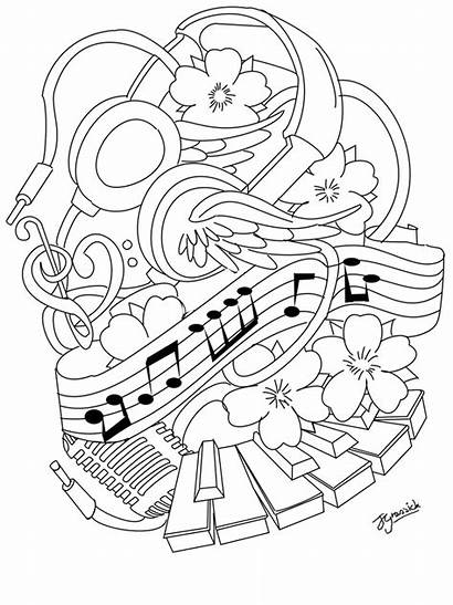 Outline Tattoo Tattoos Coloring Drawing Deviantart Tammy