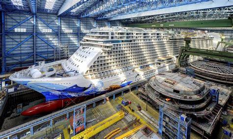 Meyer Werft Papenburg: Die Werksführung
