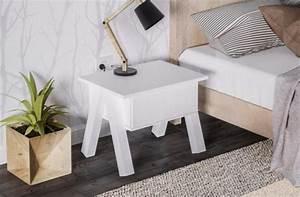 Beistelltisch Skandinavisches Design : nachttisch wei hochglanz g nstig kaufen bei yatego ~ Lateststills.com Haus und Dekorationen