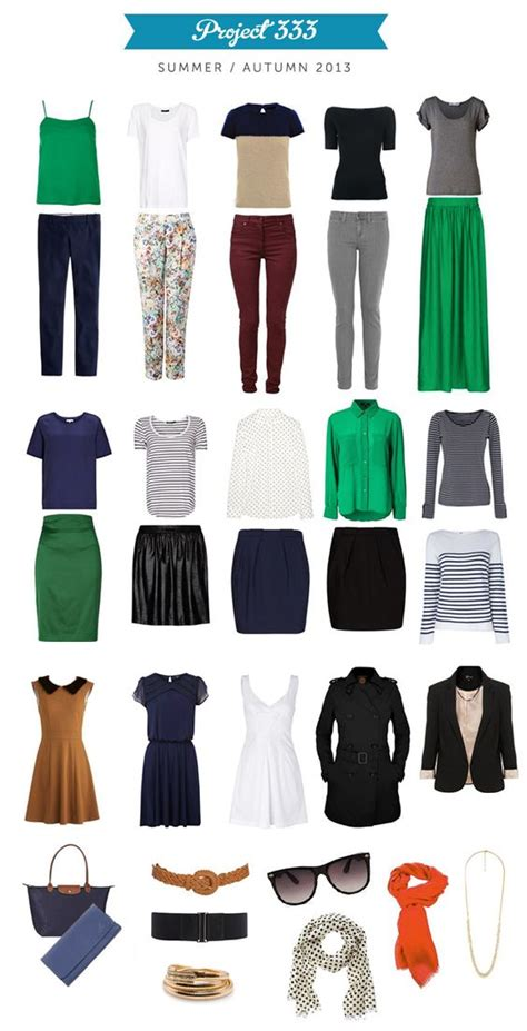 Building A Wardrobe by Project 333 Wardrobes And Projects On