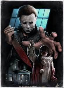 Halloween 1978 Nick Castle by Halloween 4 The Return Of Michael Myers Artwork By