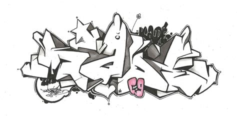 Graffiti Sketch : Graffiti Sketch On Behance