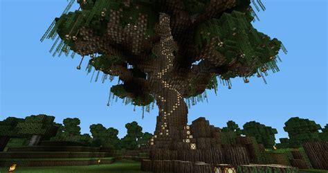 tree  calene mrdnny god tree minecraft map