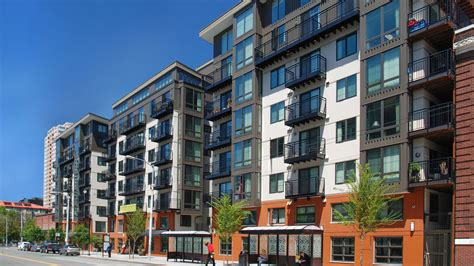 open floor plan homes for moda apartments in belltown 2312 3rd ave