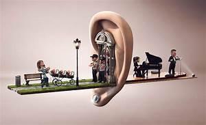 Samsung Noise Cancellation Print Ads on Behance