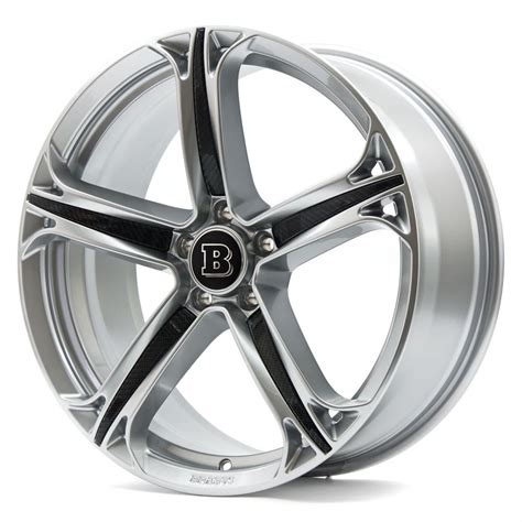 Brabus Mercedes Wheels by Brabus Monoblock T Wheels High Gloss Mercedes Gle