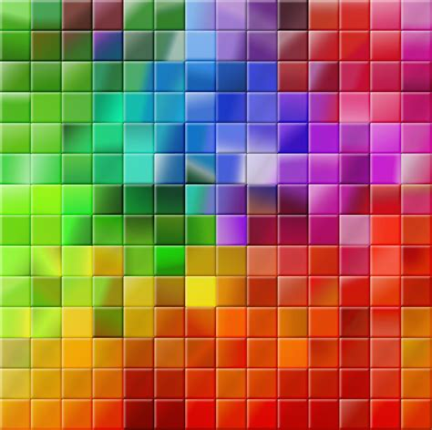 rainbow tiles my mosaic color palette by jaysquall on deviantart