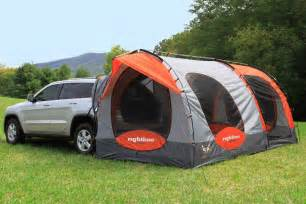 Nissan Frontier Bed Cap by 世界のレアテントを入手する ハンモック型テント Tentsile テントサイル 必見キャンプ生活