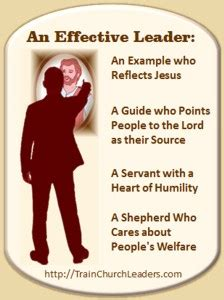 church leader qualities ministry leaders   difference