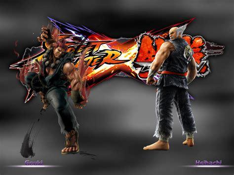 Street Fighter X Tekken Hd Wallpapers Wallpapers