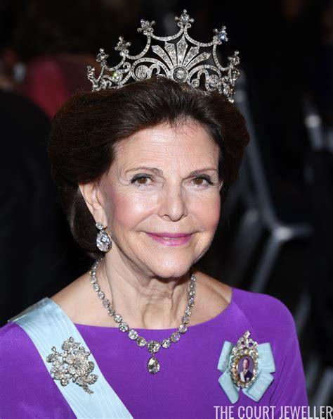 Nobel Jewels 2017: Queen Silvia | The Court Jeweller