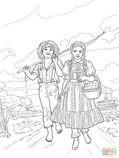 huck finn coloring pages kids story  mark twain