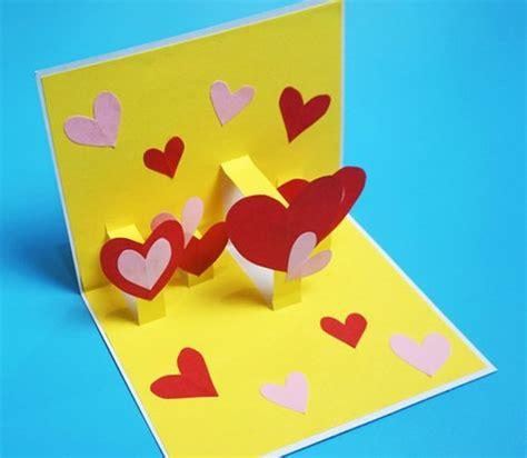 diy ideas  making pop  cards feltmagnet