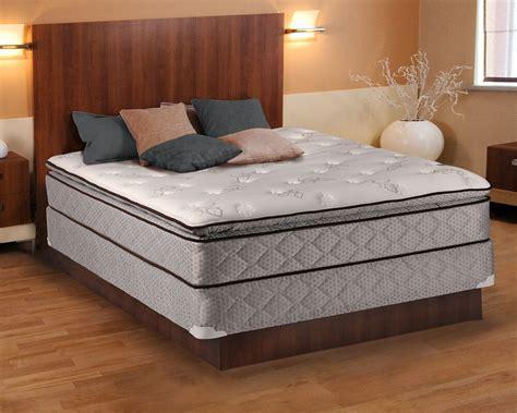 Size Mattress Set by Pillowtop King Size Mattress And Box Set Ebay