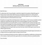Cover Letter For Hotel Manager Hotel Manager Cover Letter Sample Resume Cover Letter Professional Hotel Sales Manager Resume Cover Letter Hotel Sales Manager