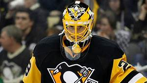 Penguins G Marc-Andre Fleury out with concussion