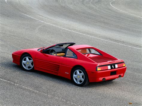Pictures of Ferrari 348 TS 1989–93 (1280x960)