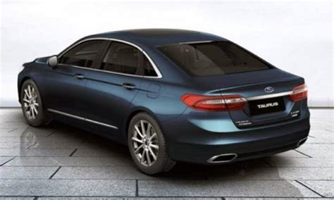 2020 Ford Taurus Redesign, Release, Price | Ford Specs Release