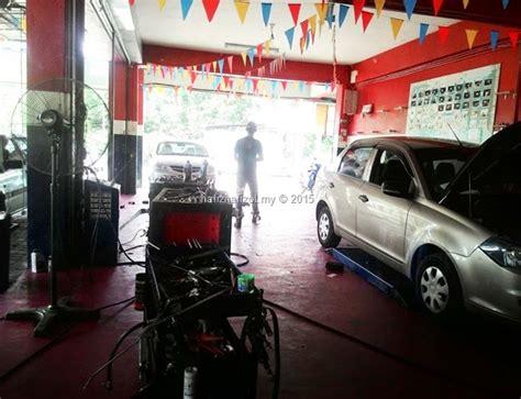 servis kereta murah  maisarah smp workshop bangi rm