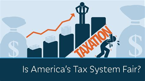 Putting A On America S Tax Returns A Is America 39 S Tax System Fair