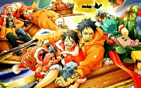 One Piece Awesome Christmas