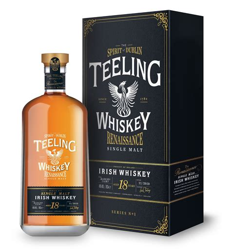 The Whisky Business: TEELING LAUNCHES NEW LIMITED EDITION ...