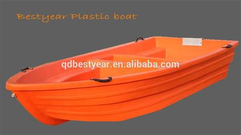 Plastic Fishing Boats by List Manufacturers Of Polyethylene Boats Buy Polyethylene