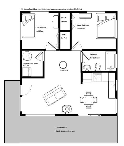 24x24 House Plans with Loft plougonver com