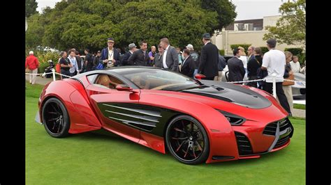 Top 10 Rarest Super Cars In The World
