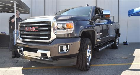 2015 gmc sierra all terrain hd real life launch photos