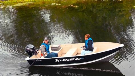 Legend Boats Youtube by 2016 Top Fishing Boats By Legend Boats 14 Widebody Youtube