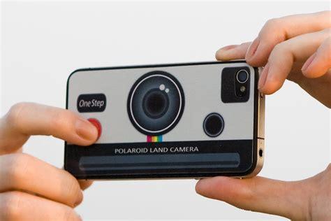 polaroid for iphone polaroid land iphone 4 skin gadgetsin