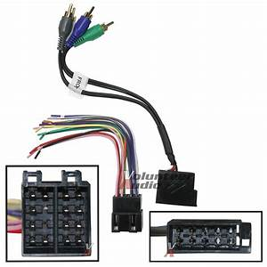 Car Stereo Cd Player Wiring Harness Wire Aftermarket Radio