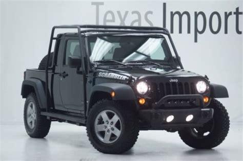 jk8 jeeps for sale sell used 2012 wrangler jk8 scrambler conversion 1104