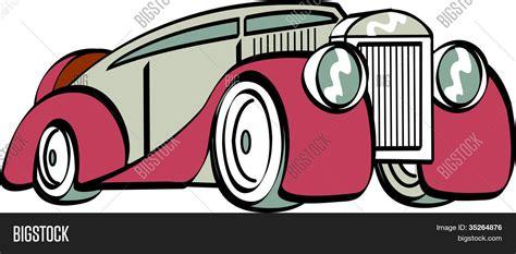 Luxury Car Clip Art Vector & Photo