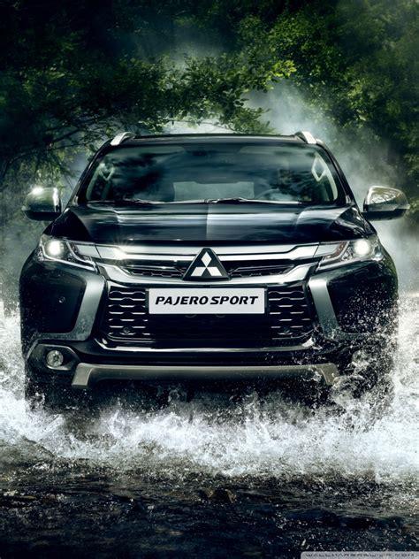 Mitsubishi Pajero Sport 4k Wallpapers by 2017 Mitsubishi Pajero Sport 4k Hd Desktop Wallpaper For