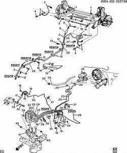 Cadillac Deville Hose  Vacuum Power Brake  Hose  P  B Boos