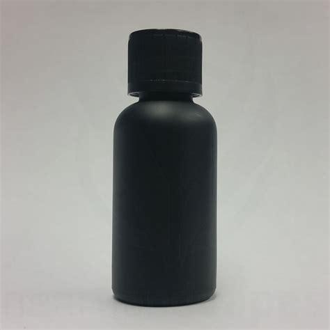 oz matte black glass bottle boston  eliquid ml heartlandvapes wholesale