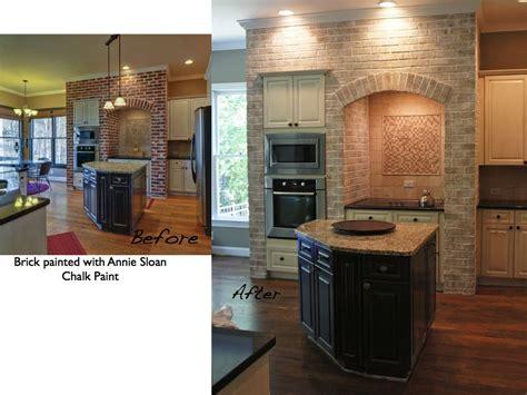 Ideas For Kitchen Wall - best 25 kitchen brick ideas on pinterest exposed brick kitchen brick wall kitchen and dream