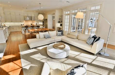 Open Space Floor Plan by Open Floor Plans A Trend For Modern Living