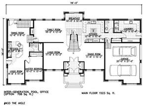 house plans with inlaw suites house plans with in suites and a
