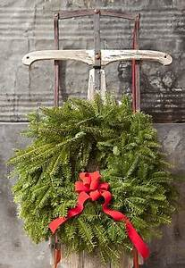 Noble Fir Pine wreath