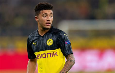 Jadon Sancho ready to quit Dortmund as Liverpool join Man ...