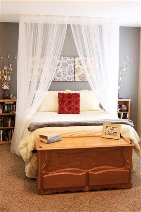 beautiful diy canopy beds