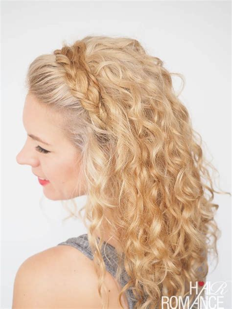 69 best images about 30 days of curly hairstyles on