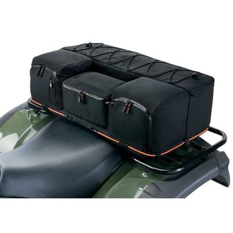 bag with rack classic 174 timber 174 camo quadgear atv rear rack bag with
